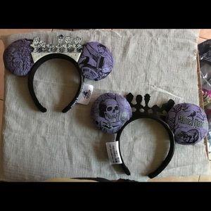 Disney's Glow in Dark Haunted Mansion Headbands